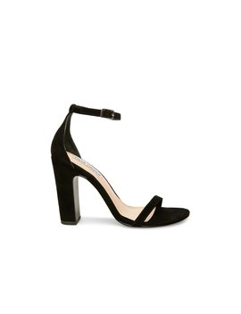 Taylor Black Suede by Steve Madden