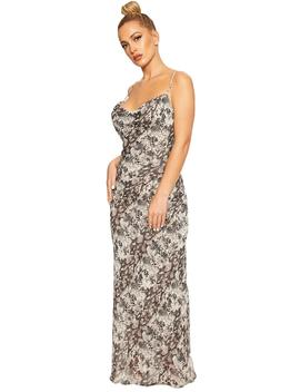 Cold Hearted Snake Maxi by Naked Wardrobe