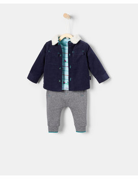 Jacket, T Shirt And Joggers Set by Ted Baker