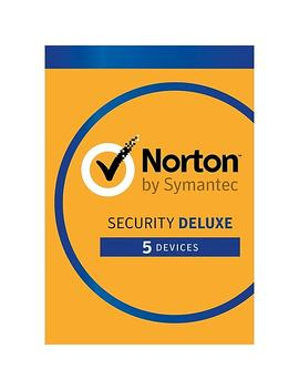 Norton Security Deluxe   5 Devices (1 User) [Download] by Norton