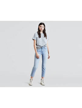 Classic Crop Jeans by Levi's