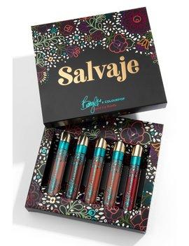 Salvaje Lip Bundle by Colourpop