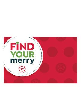 Find Your Merry Hsn Gift Card by Hsn