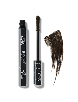 100% Pure Fruit Pigmented Ultra Lengthening Mascara Dark Chocolate by Well