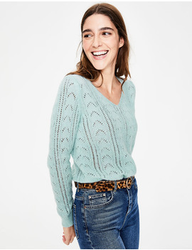 Charlotte Sweater by Boden