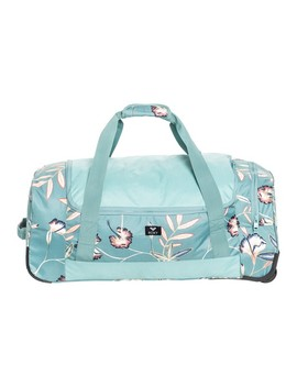 Distance Accross Large Wheeled Duffle Bag by Roxy