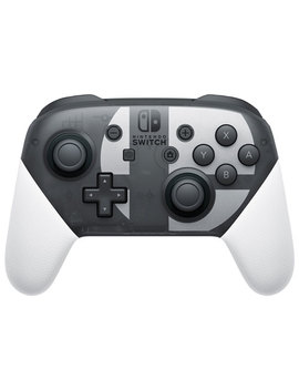 Nintendo Switch Super Smash Bros Ultimate Edition Pro Controller by Nintendo