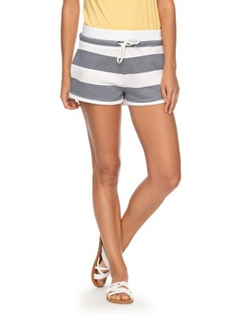 Away From Today Sweat Shorts by Roxy