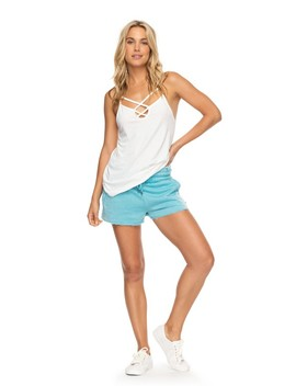 Spread The Word A Sweat Shorts by Roxy