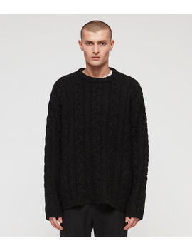 Gable Crew Sweater by Allsaints