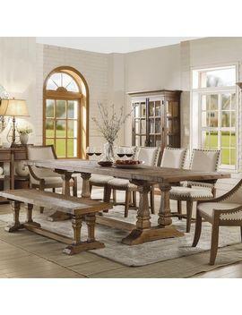 Hawthorne Rectangular Dining Table by Riverside Furniture