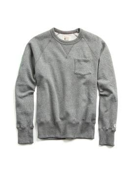 Pocket Sweatshirt by Todd Snyder X Champion