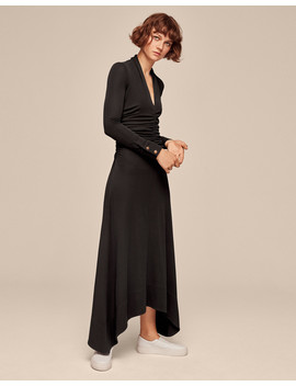 Twist Front Dress by Me+Em