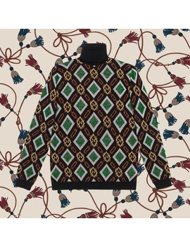 Gucci X Dsm Men's Specials Long Sleeve T/Neck (1082) by Dover Street Market