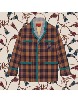 Gucci X Dsm Men's Specials Spw Jacket (7065) by Dover Street Market