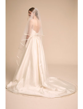 Chelles Cathedral Veil by Bhldn
