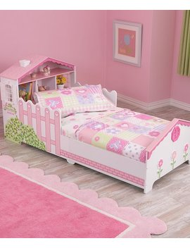 Dollhouse Toddler Bed by Zulily