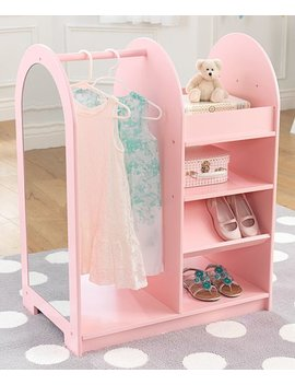 Pink Fashion Pretend Play Station by Zulily