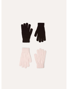Essential Glove 2pk by Main Character