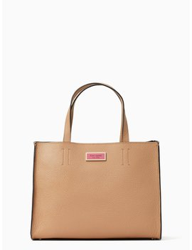 Sam Medium Satchel by Kate Spade