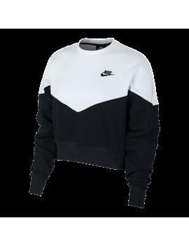 Nike Sportswear Women's Heritage Fleece Sweatshirt by Sport Chek