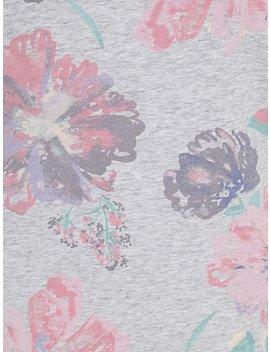 Grey Floral Twosie by Asda