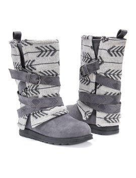 Dark Gray Heather Nikki Boot   Women by Zulily