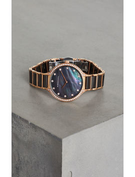 Ceramic Bracelet Watch by Bcbgmaxazria
