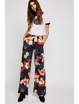 Floral Palazzo Pant by Bcbgeneration