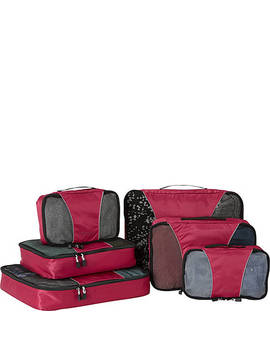 Packing Cubes   6pc Sampler Set by E Bags