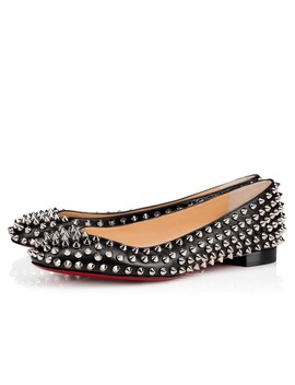 Babaspikes Flat by Christian Louboutin