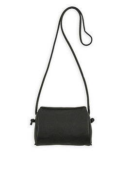 Faux Pebbled Leather Crossbody Bag by Rainbow