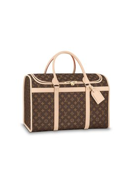 Dog Carrier 50 by Louis Vuitton