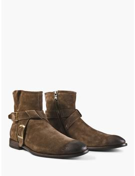 Nyc Double Buckle Boot by John Varvatos