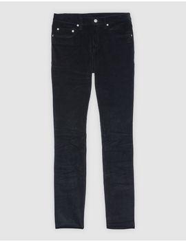 Slim Fit Velvet Jeans by Sandro Eshop