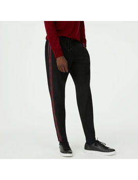 Varsity Tape Pant by Club Monaco