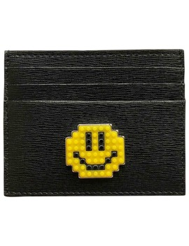 Leather Card Wallet by Les Petits Joueurs