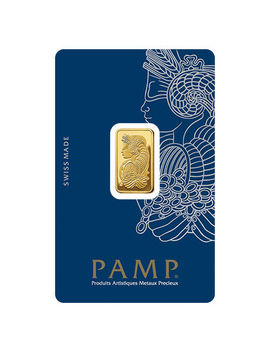 5 G Gram Gold Bar Pamp   Lady Fortuna Design &Amp; Veri Scan   Pamp Suisse by Pamp Suisse