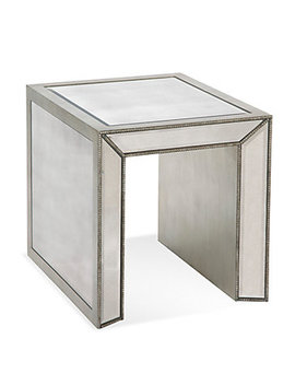 Omni Rectangular End Table by Z Gallerie