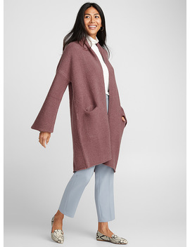 Oversized Open Cardigan by Contemporaine