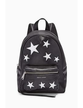 Multi Star Small M.A.B. Backpack by Rebecca Minkoff