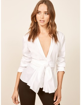 Belle Top by Reformation