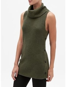 Cowl Neck Tunic Sweater by Banana Republic Factory