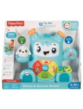 Fisher Price® Dance & Groove Rockit™ by Fisher Price