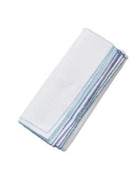 Unpaper Towels Reusable Cotton Cloths (Set Of 24) by Dot And Army