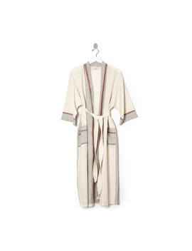 Long Tribeca Turkish Cotton Robe by Home &Amp; Loft