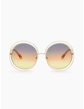 Carlina Petite Sunglasses by Chloe