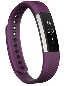 Fitbit Alta Fitness Companion, Plum by Fit Bit