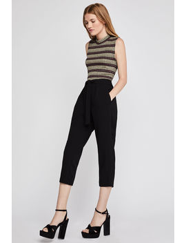 Pegged Crop Pant by Bcbgeneration