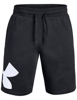 "mens-fleece-logo-10""-shorts by under-armour"